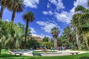 L'Orto Botanico di Roma (CC) Flickr/Paolo Margari