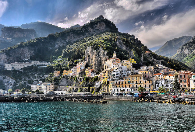 Amalfi (Alpha 350/Flickr.com)
