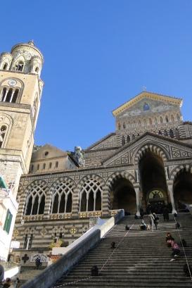 Il Duomo di Amalfi (Fabio Converio)