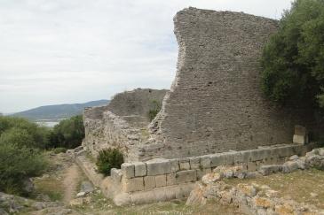 Area archeologica colonia romana di Cosa