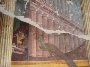 Affresco della Villa di Poppea, Oplontis