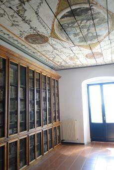 Agnone, biblioteca storica