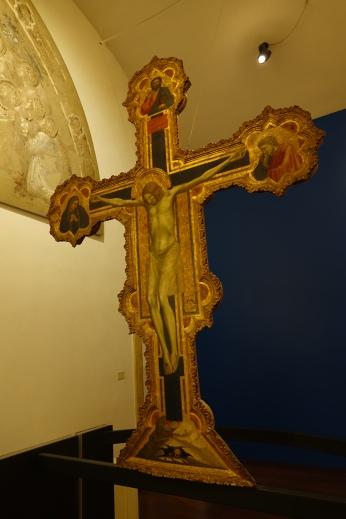 Il crocifisso di Giotto
