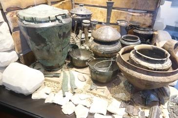 Reperti paleoveneti, ai Musei Civici